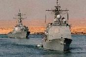 Global Security – US Warships